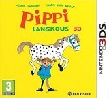 Pippi Langkous 3D 3DS cover (APEP)