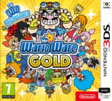 WarioWare Gold 3DS cover (AWXP)