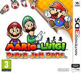 Mario & Luigi - Paper Jam Bros. 3DS cover (AYNP)