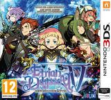 Etrian Odyssey V: Beyond the Myth 3DS cover (BMZP)