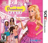 Barbie Dreamhouse Party 3DS cover (AAVE)
