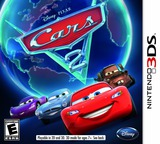 Cars 2 3DS cover (AAZE)