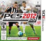 Pro Evolution Soccer 2012 3D 3DS cover (AE2E)