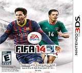 FIFA 14 - Legacy Edition 3DS cover (AFYE)
