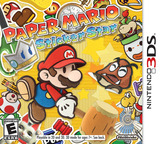 Paper Mario - Sticker Star 3DS cover (AG5E)