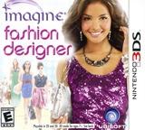 Imagine - Fashion Designer 3DS cover (AGUE)