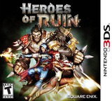 Heroes of Ruin 3DS cover (AH6E)