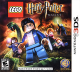LEGO Harry Potter - Years 5-7 3DS cover (AHPE)