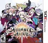 The Alliance Alive 3DS cover (AL4E)