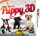 My Pet Puppy 3D 3DS cover (AMYE)