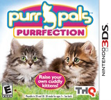 Purr Pals - Purrfection 3DS cover (AP6E)