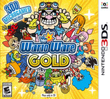 WarioWare Gold 3DS cover (AWXE)