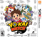 Yo-Kai Watch 3DS cover (AYWE)