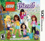 LEGO Friends 3DS cover (AZJE)