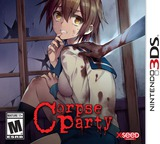 Corpse Party 3DS cover (BCPE)