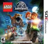 LEGO Jurassic World 3DS cover (BLJE)