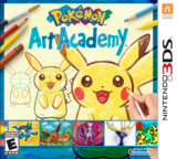 Pokémon Art Academy 3DS cover (BPCE)