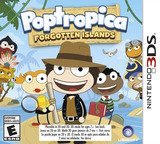 Poptropica - Forgotten Islands 3DS cover (BPFE)