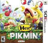 Hey! Pikmin 3DS cover (BRCE)