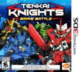 Tenkai Knights - Brave Battle 3DS cover (BTKE)