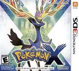 Pokémon X 3DS cover (EKJE)