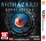 Biohazard - Revelations 3DS cover (ABRW)