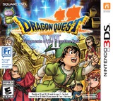 Dragon Quest VII: Fragments of the Forgotten Past 3DS cover (AD7E)