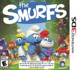 The Smurfs 3DS cover (BUSE)