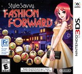 Style Savvy: Fashion Forward 3DS cover (ECDE)