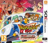 Inazuma Eleven GO - Chrono Stones - Wildfire 3DS cover (ANPP)