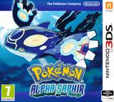 Pokémon Alpha Sapphire 3DS cover (ECLA)