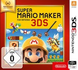 Super Mario Maker for Nintendo 3DS 3DS cover (AJHP)