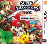 Super Smash Bros. for Nintendo 3DS 3DS cover (AXCP)