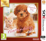 Nintendogs + Cats - Caniche Toy y nuevos amigos 3DS cover (ADCP)