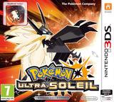 Pokémon Ultra Sun pochette 3DS (A2AP)