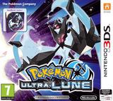 Pokémon Ultra Moon pochette 3DS (A2BP)