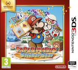 Paper Mario - Sticker Star pochette 3DS (AG5P)