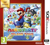 Mario Party - Island Tour pochette 3DS (ATSP)