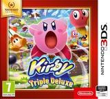 Kirby - Triple Deluxe pochette 3DS (BALP)