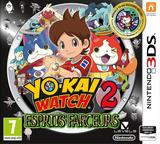 Yo-Kai Watch 2: Bony Spirits pochette 3DS (BYGP)