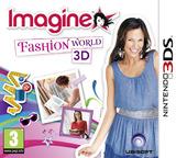 Imagine - Fashion World 3D 3DS cover (AF3P)
