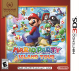 Mario Party - Island Tour 3DS cover (ATSE)