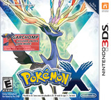 Pokémon X 3DS cover (EKJE)