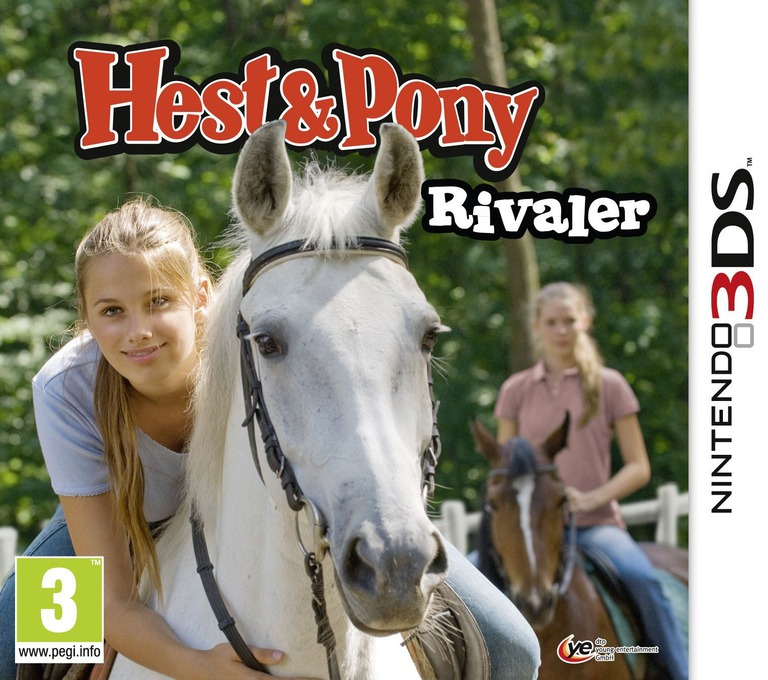 Hest & Pony - Rivaler 3DS coverHQ (AMUP)