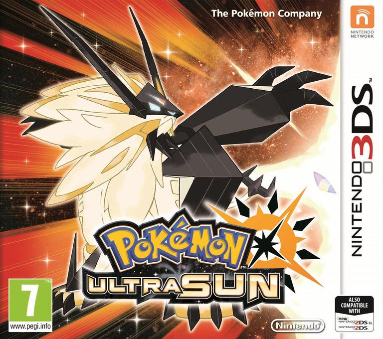 Pokémon Ultra Sun 3DS coverHQ (A2AP)