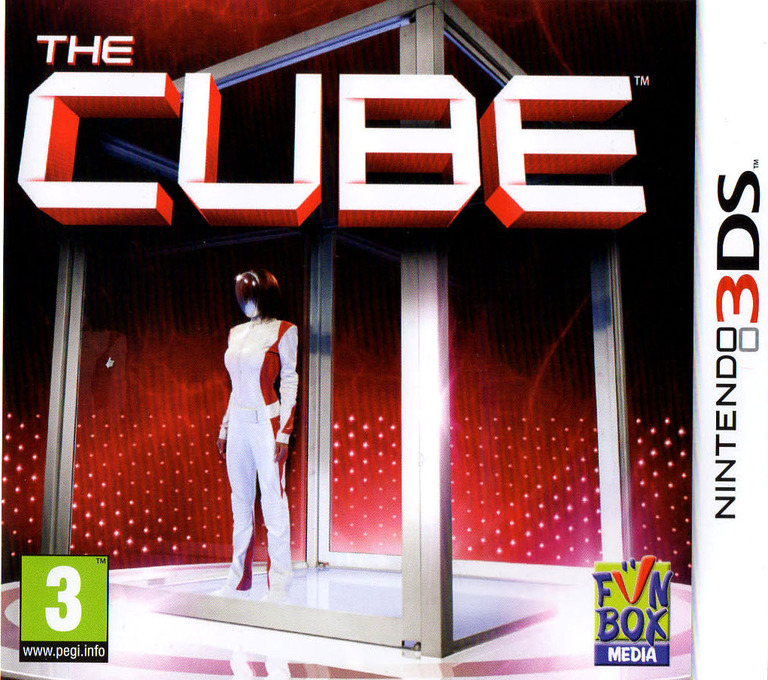 The Cube 3DS coverHQ (ACZP)