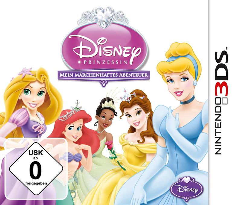 Disney Princess - My Fairytale Adventure 3DS coverHQ (ADPD)