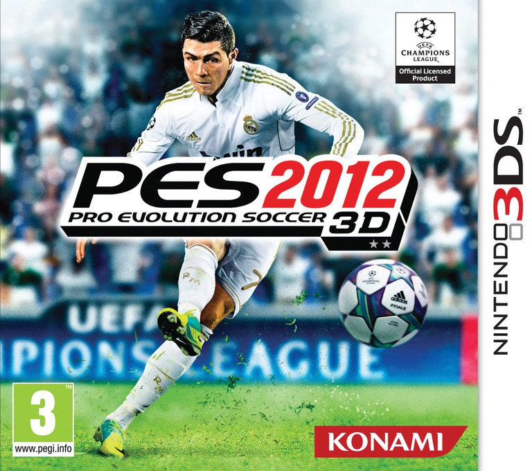 Pro Evolution Soccer 2012 3D 3DS coverHQ (AE2P)