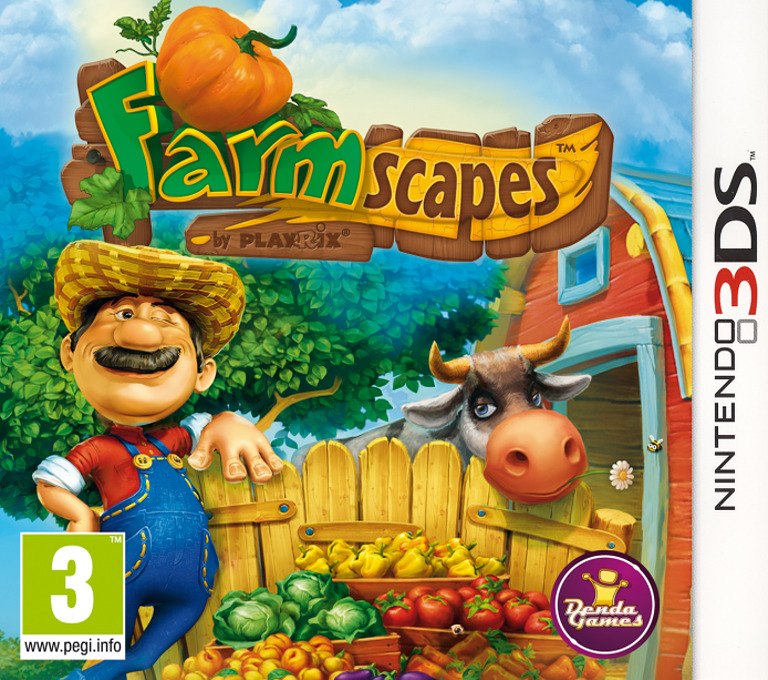Farmscapes 3DS coverHQ (AF9F)