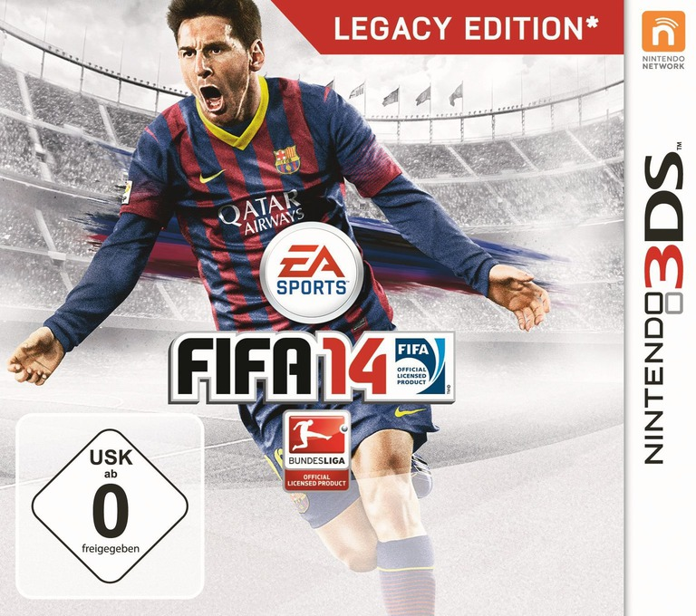 FIFA 14 - Legacy Edition 3DS coverHQ (AFYD)